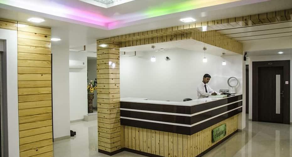 Hotel Sheetal, Station Road,
