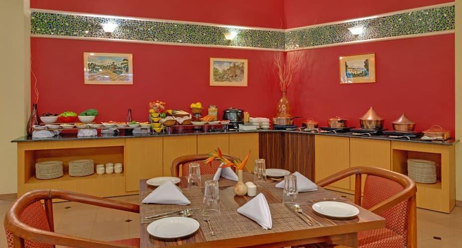 The Fern Kesarval Hotel & Spa Verna Plateau Goa, Cortalim,