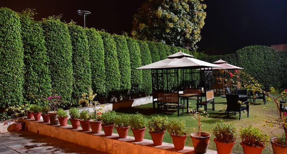 The Executive Club Resort, Rohini,