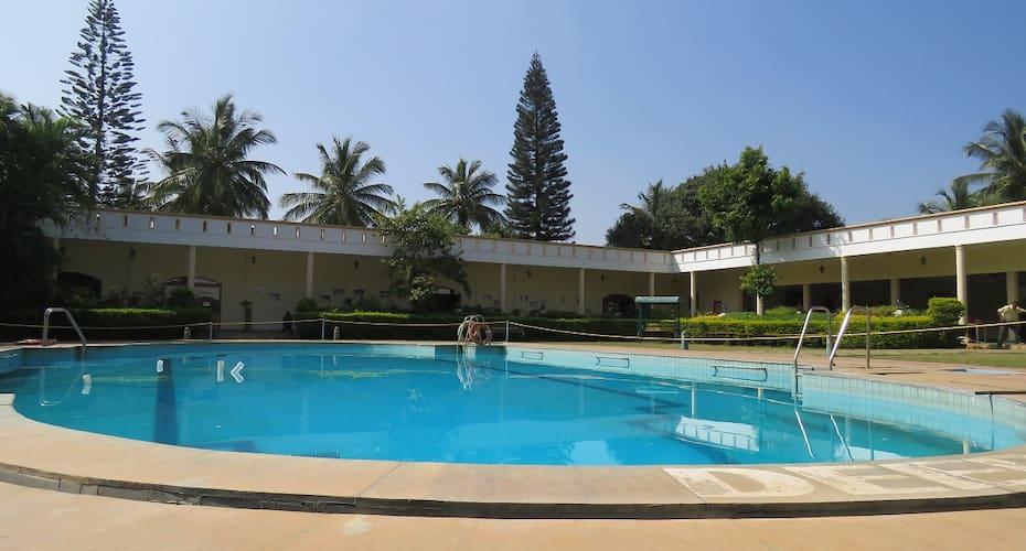 Dharamshi Resort, Outskirts,