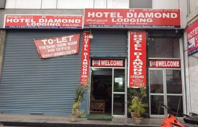 Hotel Diamond Lodge, Secunderabad,