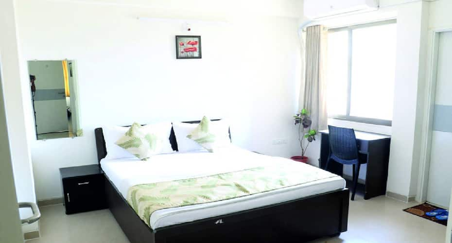 Maple Tree Service Apartment in SG Highway, Prahlad Nagar,