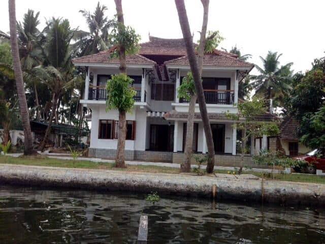 The Pamba Heritage Villa, Ponga,