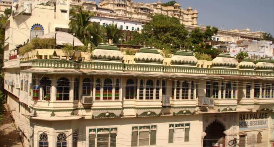 Hotel Raj, Gulab Bagh Road,
