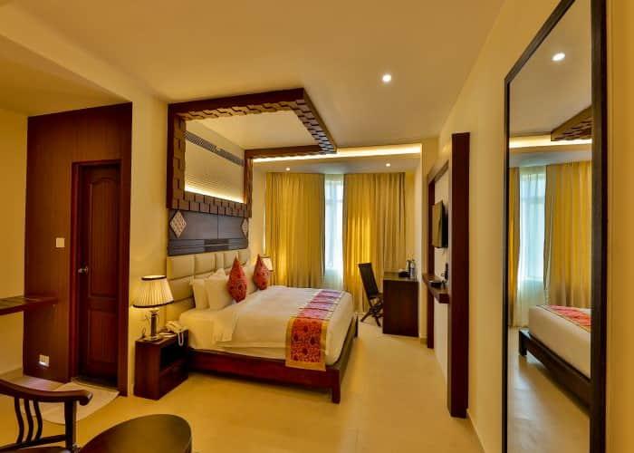 Annai Resorts & Spa, Beach Road,