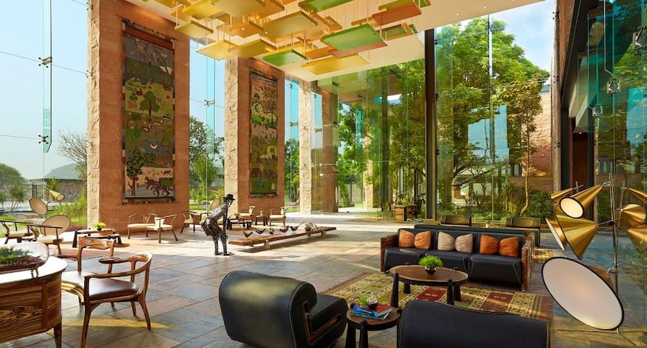 The Gateway Resort Damdama Lake, South City II,