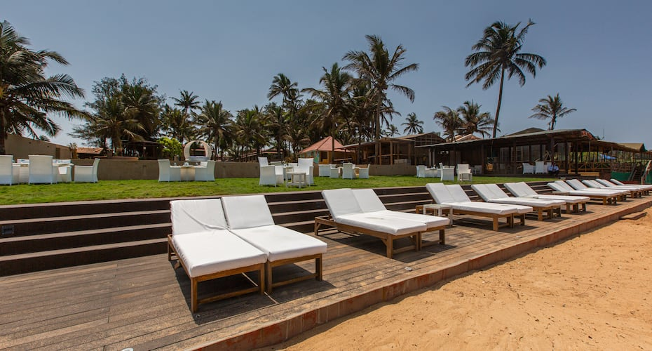 Marquis Beach Resort (A Beach Property), Candolim,