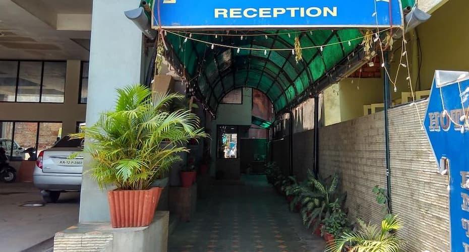 Hotel Vyshak Residency, Devaraja Mohalla,