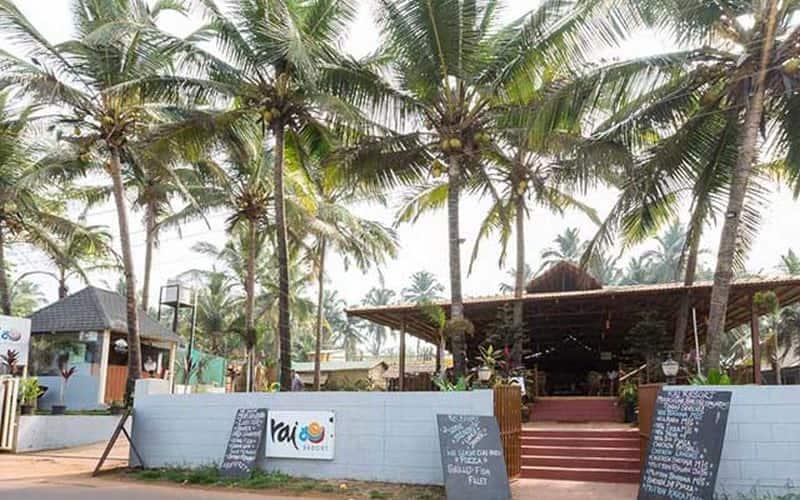 Rai Resort, Mandrem,