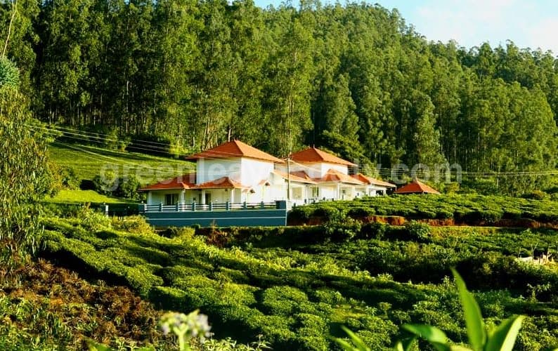 Hotel Greenleaves,Ooty