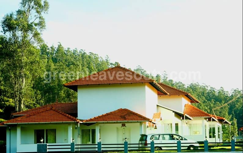 Hotel Greenleaves, Avalanche road,