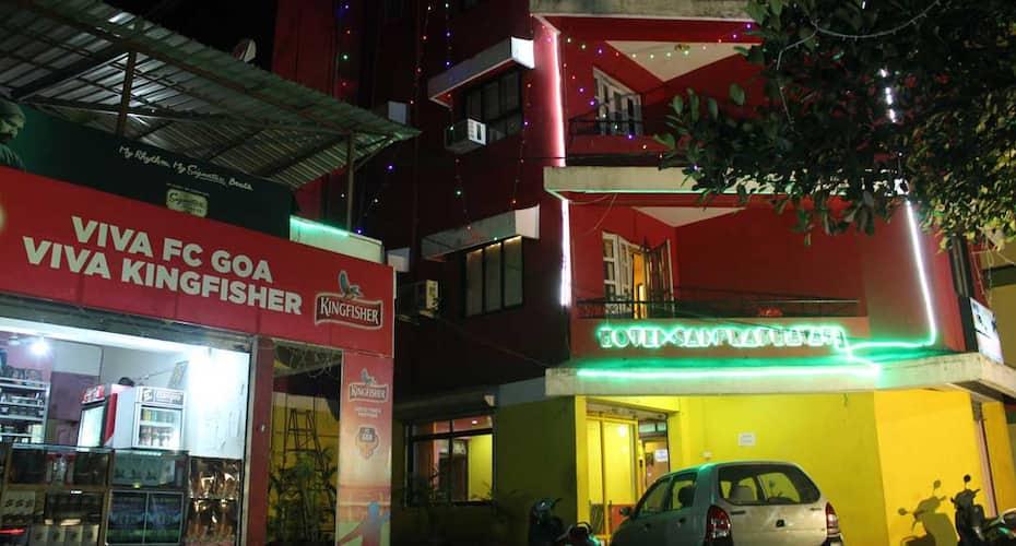 Hotel Sai Prabhavati, Mapusa,