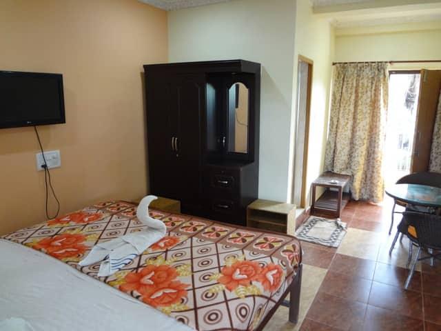 Ancora Beach Resort, Baga,