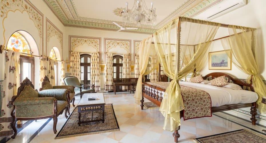 Alsisar Haveli - A Heritage Hotel, Station Road,
