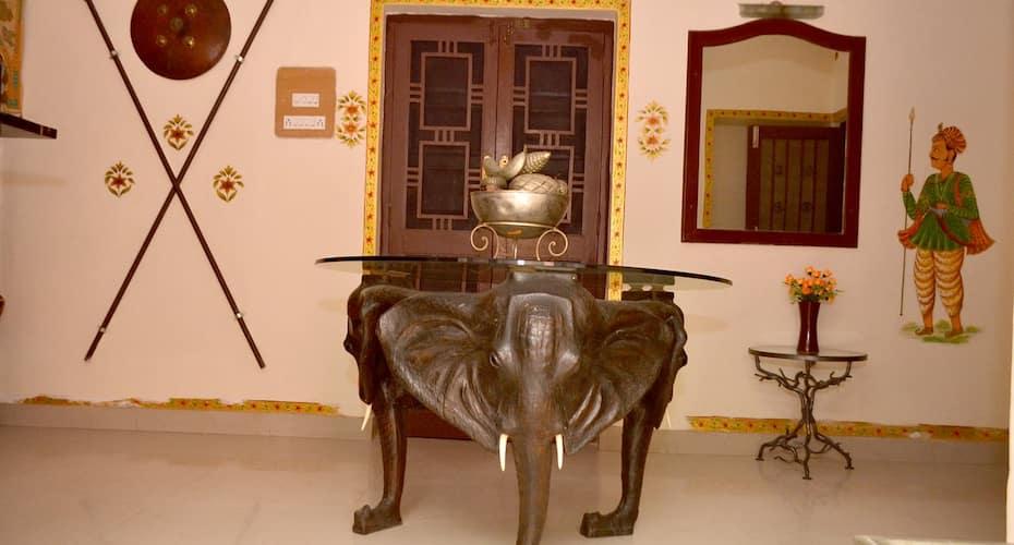 Kiran Vilas, Veer Durga Das Nagar,