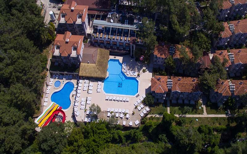 Hotel Pine Valley, Bathri View Estate,