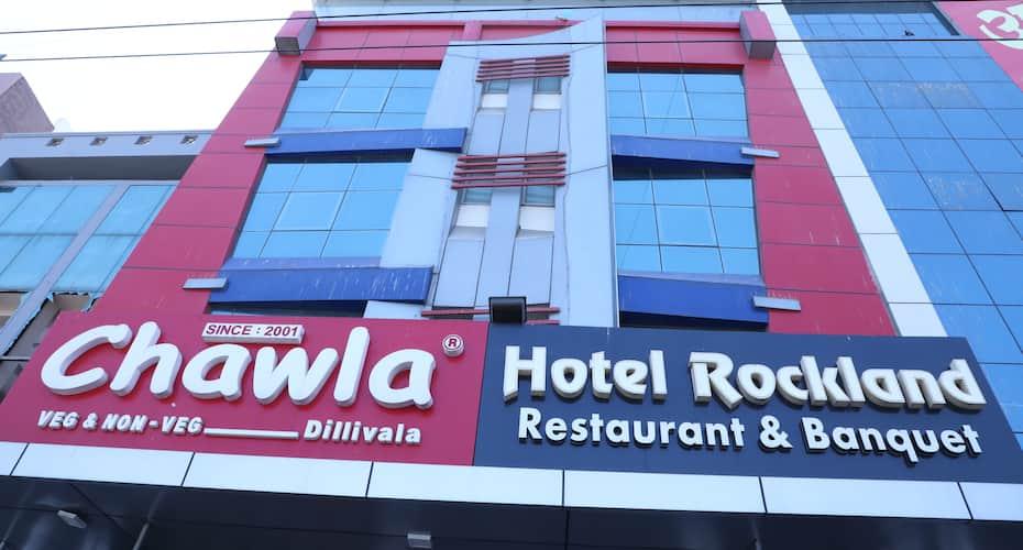 Hotel Rockland & Restaurant,Jaipur