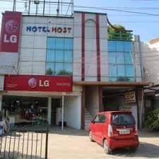 Hotel Host, MG Road,