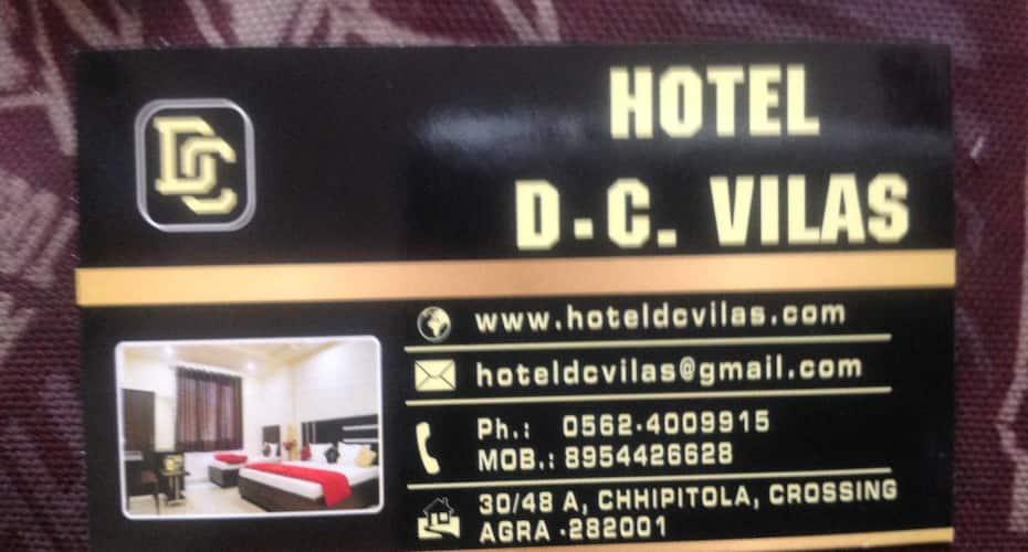 Hotel DC Vilas, Sadar Bazaar,