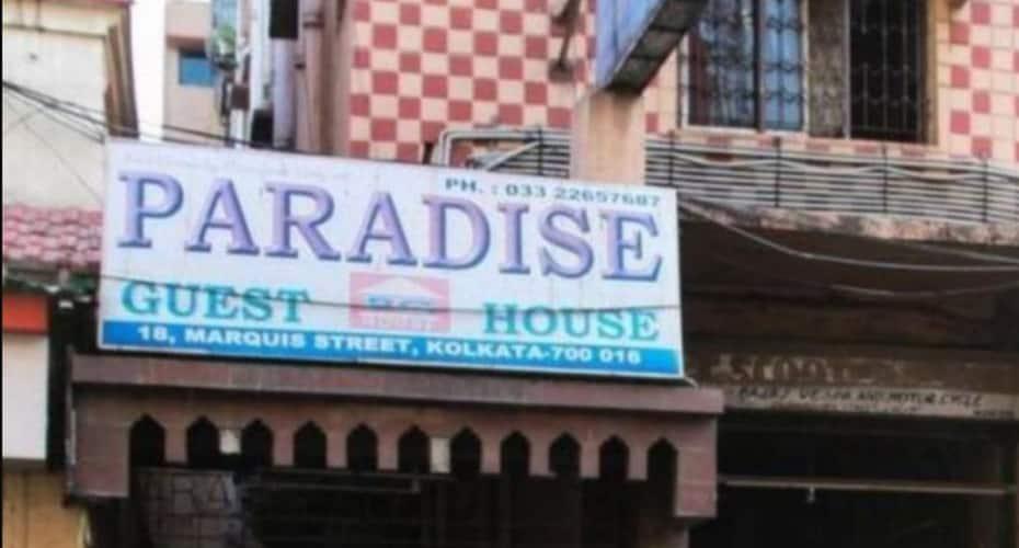 Paradise Guest House, Park Street,
