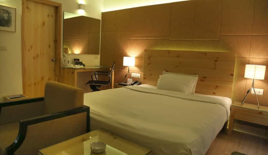 Hotel President, Rishikesh City Center,