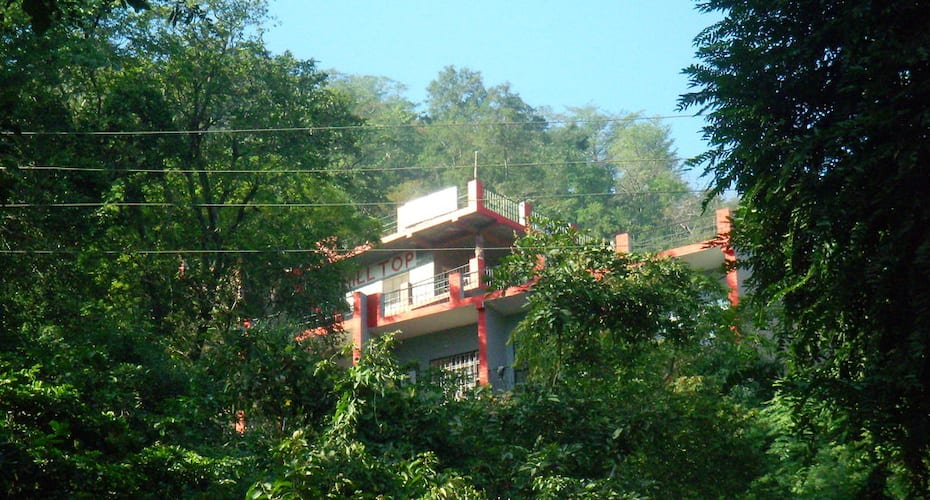 Hill Top Swiss Cottage, Tapovan,
