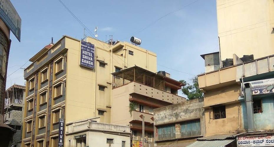 Hotel Shiva Ganga Lodge, Anand Rao Circle,