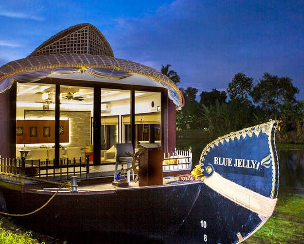 Blue Jelly Cruises, Pallathuruthy,