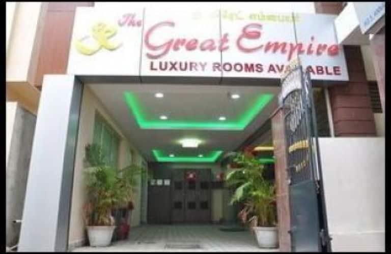 The Great Empire, Koyambedu,