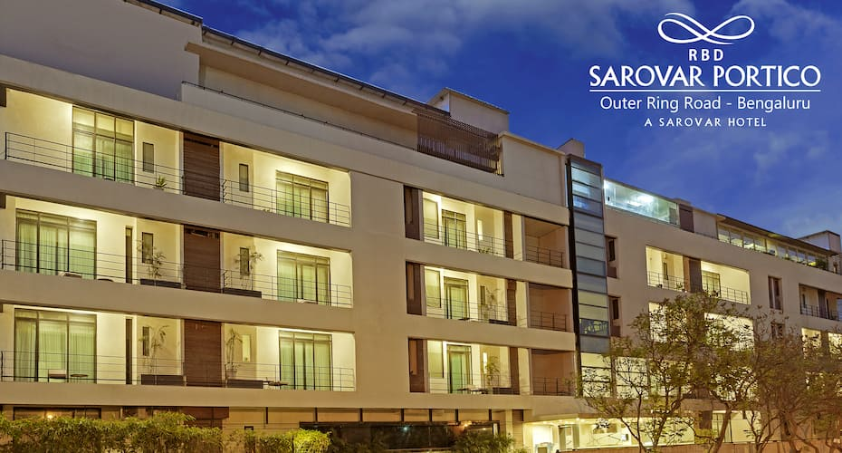 Sarovar Portico Outer Ring Road Bengaluru, Mahadevapura Post,