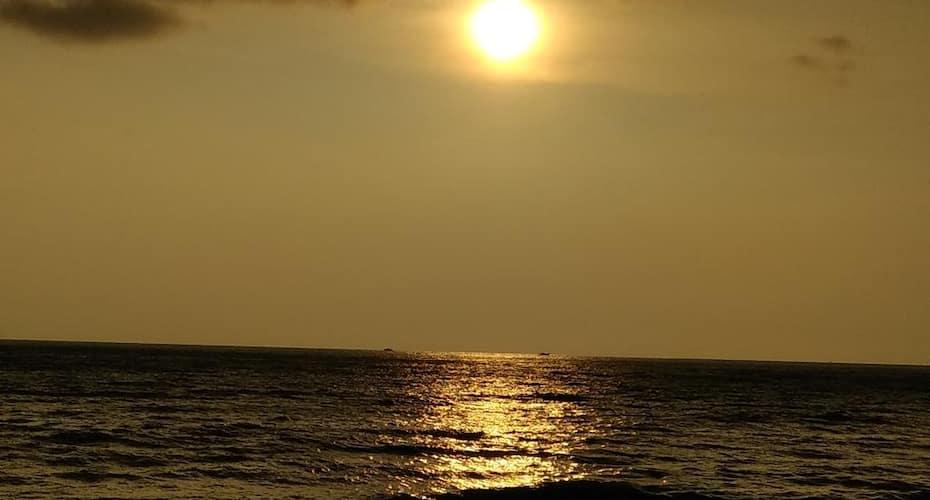 CHERAI NATURAL BEACH, Beach Road,