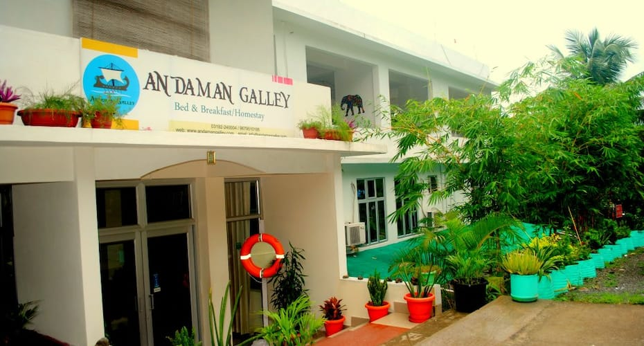 Andaman Galley Resort,Port Blair