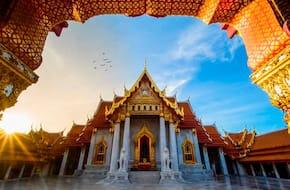 Enchanting Bangkok City Temples Tour