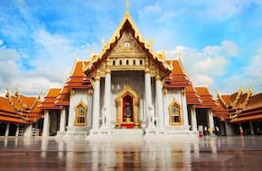 Enchanting Bangkok City Temples Tour