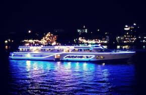 Chao Phraya Princess Cruise with Dinner