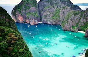Excursion to Phi Phi Island by Big Boat