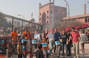 Haveli Cycling Tour: Royal Rendezvous with Old Delhi
