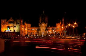 Bombay Imperial Nights- A Night Walk around Fort