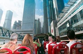 Big Bus Hop on Hop off Dubai