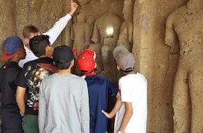 Sherlock Holmes @ Mahakali Caves - Historical Investigation of Caves near Andheri