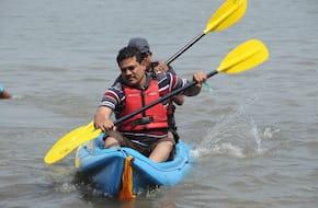Discover Kayaking : Magical Mandwa
