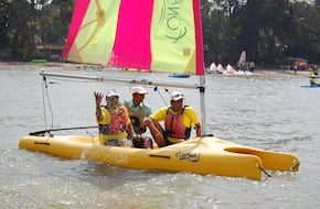 Beach Sailing Fiesta: Magical Mandwa