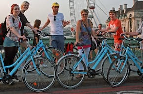 Classic London Bicycle Tour