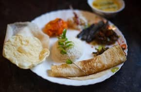 Homemade Kerala Meal: A Home Meal Experience