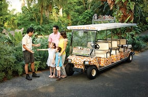 Singapore Zoo with Tram Ride Admission Ticket