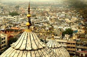 Old Delhi Heritage Walk by Intach