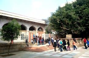 Heritage Walk at Nizamuddin with Intach