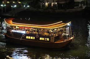 Arena River Cruise - Indian Dinner Cruise