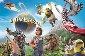 Universal Studios Singapore (Direct Admission)