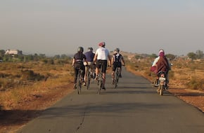 Cycling Tour Of  Countryside,  Jaipur
